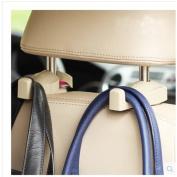 Car Headrest Hook, Lightone Tow pack Car Back Seat Headrest Hanger Storage Hooks
