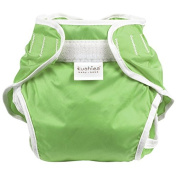 Kushies Waterproof Nappy Wrap, Lime Green Solid, Infant
