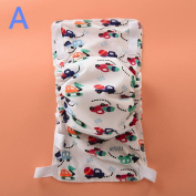 Fullfun Baby Infant Printed Cloth Nappies Reusable Nappy with Strap