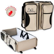 Ultimate 3 In 1 Convertible Nappy Bag by Koalaty