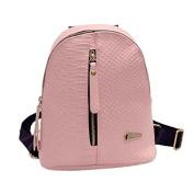 Aurorax Women LeathersTravel Shoulder Backpacks Bag