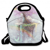 Tree Of Life Extra Large Gourmet Lunch Tote Food Container
