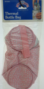 Pink Thermal Baby Bottle Bag