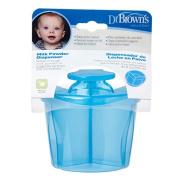 Babyprice Dr Browns Blue Milk Powder Dispenser