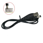 Smarkey USB to 5.5mm 5 Volt DC Barrel Jack Power Cable