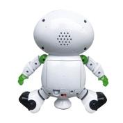 PENATE Electronic Walking Dancing Smart Space Robot Astronaut Kids Music Light Toys