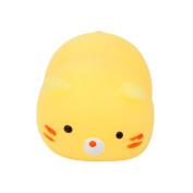 PENATE Cute Mochi Squishy Cat Squeeze Healing Fun Kids Kawaii Toy Stress Reliever Decor