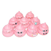 Leedford Decompression Toys, Squishies Slow Rising, Exquisite Fun Stress Reliever Scented Squishy Charm 7cmToy