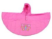 Panorama Gifts Kids Eva Rainproof Waterproof Poncho Reusable Plastic Rain Coat
