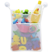 Bath Bathtub Doll Organise, Baby Toy Mesh Storage Bag