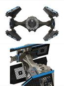 In Stock Lepin 05044 New Star War Series Limited Edition The TIE Interceptor 703pcs Building Blocks Bricks Model Toys 7181