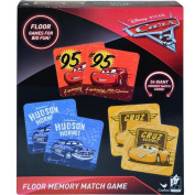 Cars 3 Floor Memory Match Game