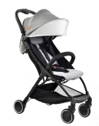 BABYSING US Lightweight Stroller 1S Fold Portable Travelling Stroller Can Take to Plane