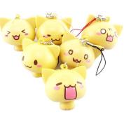Cute Stress Reliever Toy MOKAO Squishy Scented Cream Cute Cartoon Slow Rising Healing Toy Kawaii Fun Joke Gift
