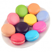 Ankola Simulation Macaron Food Squeeze Toy Super Slow Rising Kids Toy Decompression Toys