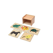 Animal Puzzle Cabinet