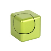 Balai Cube Spinner Fidget Toy, Fidget Toy Spinner Combo, Perfect For ADD, ADHD, Anxiety & Autism Kids and Adults