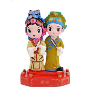 Chinese style creative lovers dolls Home Furnishing decoration wedding gift