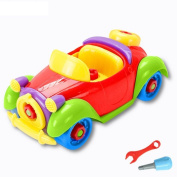 EITC Toy Car Assemble and Disassembly Toy Car Children Puzzle Toy Kids Birthday Gifts