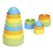 Green Toys My First Stacker, Colours May Vary