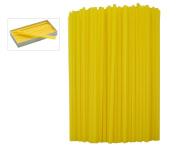 240ml Box of Yellow Sprue Wax 6 Gauge 4.12 mm Jewellery Pattern Making Investment Wax