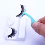 DZT1968 1pc women Hot Waterproof False Eyelashes Extension Applicator Remover Clip Tweezer Nipper Beauty Tool