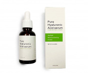 Usa Star Pure hyaluronic acid serum skin care facial care hyaluronic acid moisturiser-100% Pure,Anti-Ageing Serum-Intense Hydration+Moisturiser,Non-greasy,Paraben Free