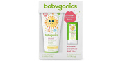 Babyganics Sunscreen Lotion / Stick Combo Pack - SPF 50 - 190ml