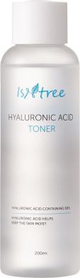 ISNTREE Hyaluronic Acid Toner 200ml, Deep Moisturising, Soothing, Nourishing.