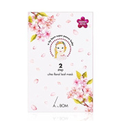 A by Bom Super Power Baby Ultra Floral Leaf 2 Steps Sheet Mask Pack