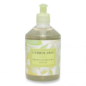L'Erbolario Leaves Fresh Foam soap 500ml