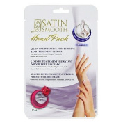Satin Smooth Hand Pack Moisturising Treatment Single Use Gloves