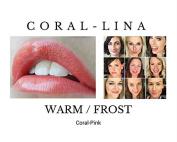 LipSense Liquid Lip Colour, Carol-Lina, 0.25 fl oz / 7.4 ml,, Limited edition PLUS Pink Delicious Lip Scrub