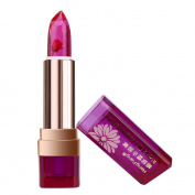Fenleo Long Lasting Lip Gloss Colour Changing Flower Jelly Beauty Lipstick Moisturising