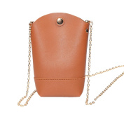 Women Handbag, Hunzed Messenger Crossbody Shoulder Bag Slim Bags Small Body Bags