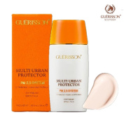 Guerisson Multi Urban Protector SPF 32 PA++ 50ml - Skin Brightening and Anti-Wrinkle Effect Sunblock