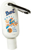 Baby Banz Aloe Gator Lotion SPF 30 with Carabiner, 45ml