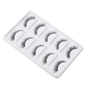 Allywit NEW Ultra-thin 0.4mm Magnetic Eye Lashes 3D Mink Reusable False Magnet Eyelashes Extension