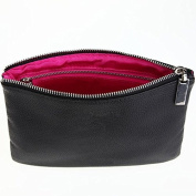 JD Million shop Cosmetic Bag New PU Leather Portable Multifunction Toiletry Organiser Zipper Makeup Pouch Cosmetische zak 11S60921