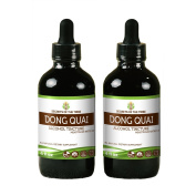 Dong Quai Alcohol Liquid Extract, Organic Dong quai (Angelica sinensis) Dried Root Tincture Supplement