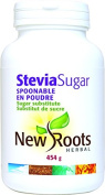 New Roots STEVIA SUGAR SPOONABLE, 454 g