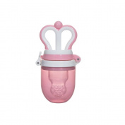 KateDy Baby Fresh Food Feeder(The Princess Crown),Self Feeding Silicone Teether Infant Fruit Teething Toys for Babies & Kids & Toddlers