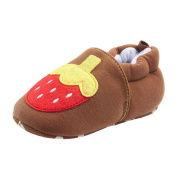 Nikuya Lovely Toddler First Walkers Baby Shoes Round Toe Flats Soft Slippers Shoes