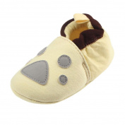 3-12Months baby shoes,Nikuya Lovely Toddler First Walkers Baby Shoes Round Toe Flats Soft Slippers Shoes