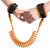 Anti Lost Wrist Link Toddler Leash Safety Harness for Baby & Kids, Strap Rope Leash Walking Hand Lengthen 1.5 M