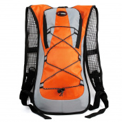 Workouty Outdoor Cycling Backpack Handy Camping Bag Hiking Travel Shoulder Bag