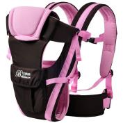 Adjustable Baby Carrier Buckle Mesh Wrap Safety Infant Sling Backpack Multipurpose