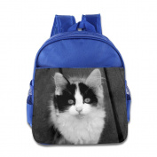 Baby Toddler Printed Cat Kid Backpack Cute For School