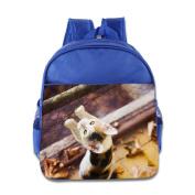 Baby Toddler Printed Adorable Kitten (2) Kid Backpack Cute For School