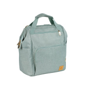 Lassig Women's Glam Goldie Backpack Baby Nappy Bag - Anthracite